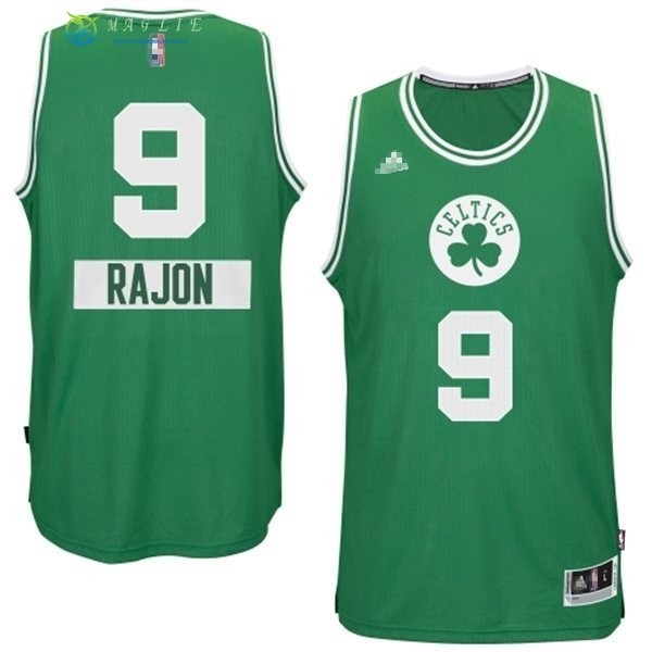Maglia NBA Boston Celtics 2014 Natale NO.0 Damian Nero