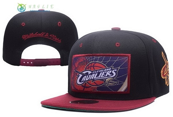 Cappelli NBA Cleveland Cavaliers Blu Rosso NO.01
