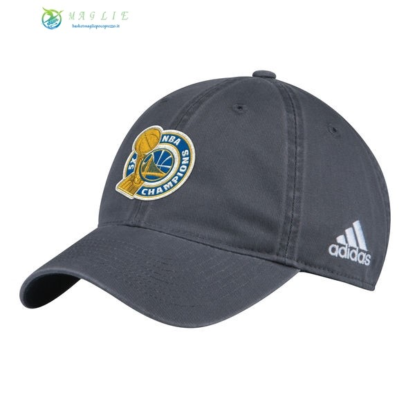 Cappelli NBA Golden State Warriors Champions 2017 Nero